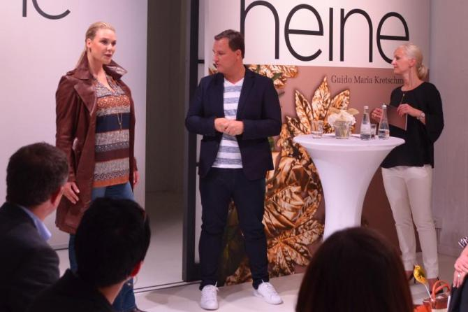 Plus Size Fashion von GMK by Heine