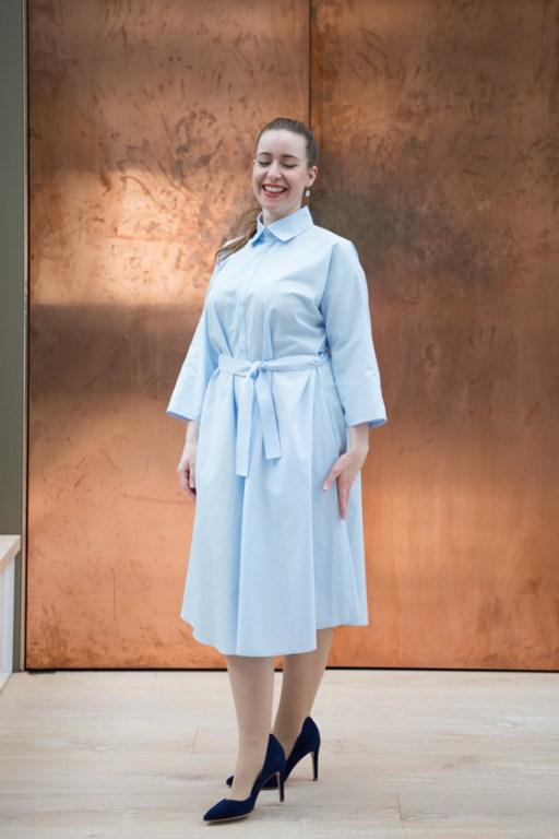 Fashion der Modedesignerin Galatea Ziss