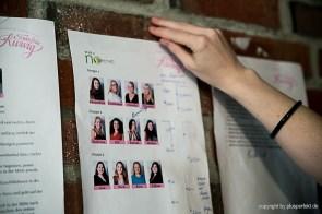 Die rechte Hand von Sabrina :-)