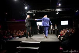 Finale bei der Wahl zu Fräulein Kurvig und Mister Big im Kunstwerk in Mönchengladbach I Credits: PlusPerfekt