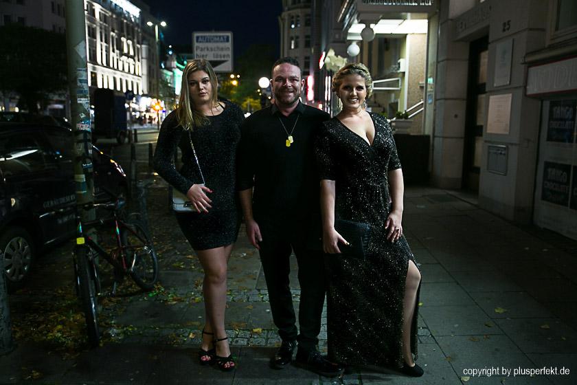 Partylaune in Hamburg