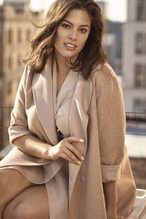 Plus Size Jacke von Marina Rinaldi, präsentiert von Ashley Graham I Plus Size Jacket by Marina Rinaldi presented by Ashley Graham