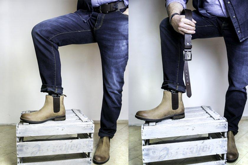 Klassischer Leder-Look I Bild: PlusPerfekt.de