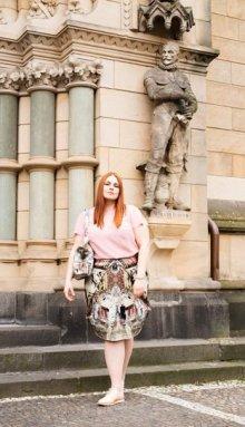 Mode für Curvys von Galatea Ziss