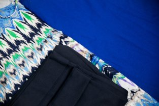 Shirts und 3/4 Pant in Bio Baumwolle