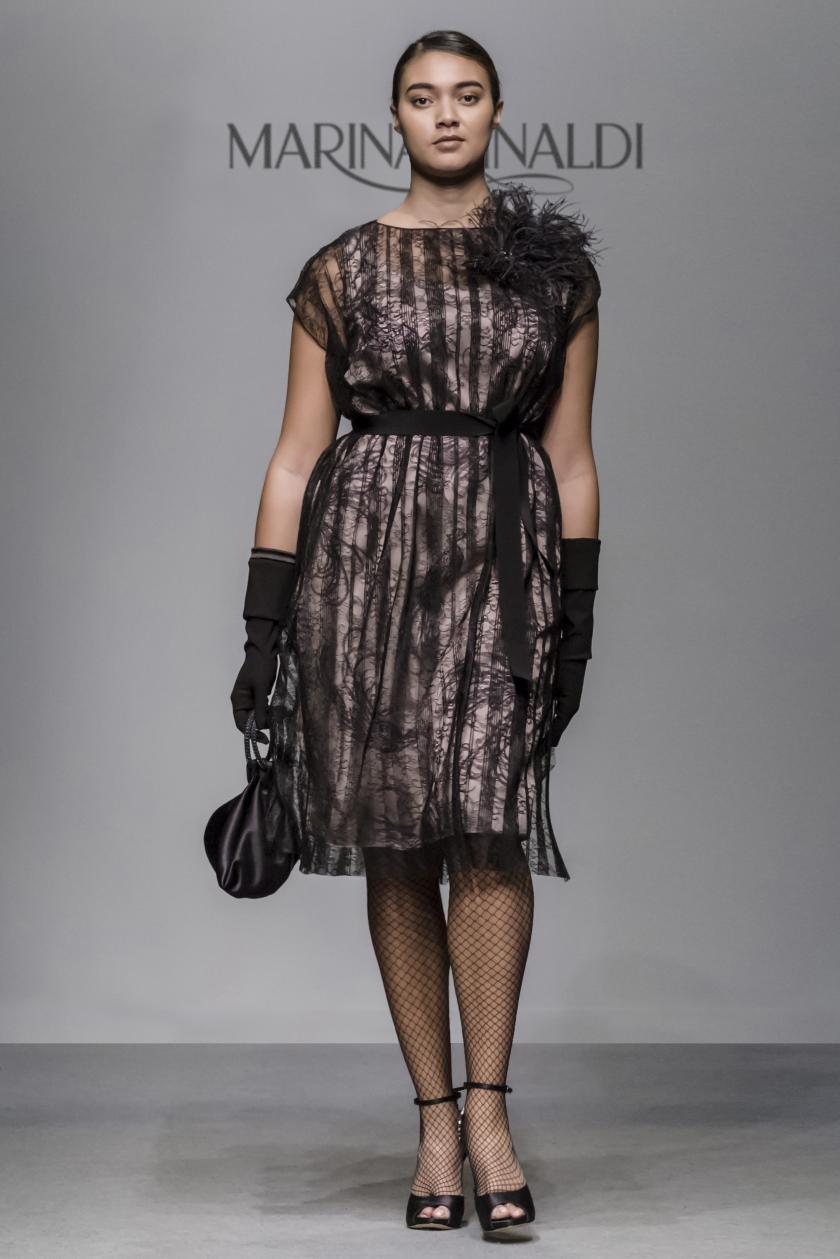 High Fashion für Curvys: Marina Rinaldi versüßt den Herbst - PlusPerfekt