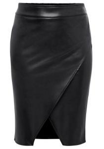 Raffinierter Pencil-Skirt aus der Miyabi Kawai-Kollektion für Sheego