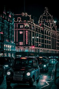 Harrods | Credit: Stansted Express