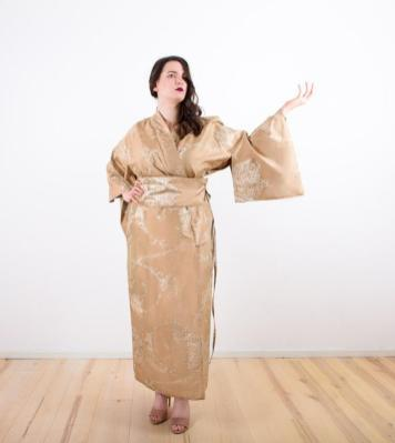 Kimono aus Seide | Credit:KimonoManufaktur.de