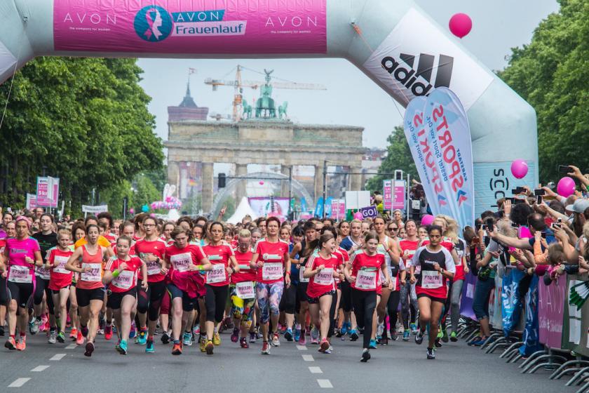 AVON Frauenlauf | Credits: Davids/Laessig