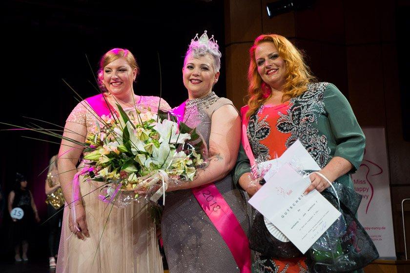 Wahl zur Miss Happy Curvy 2018 | Credits: PlusPerfekt