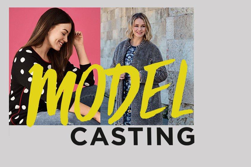 Kurvige Frauen gesucht: Model Casting bei Wöhrl - PlusPerfekt