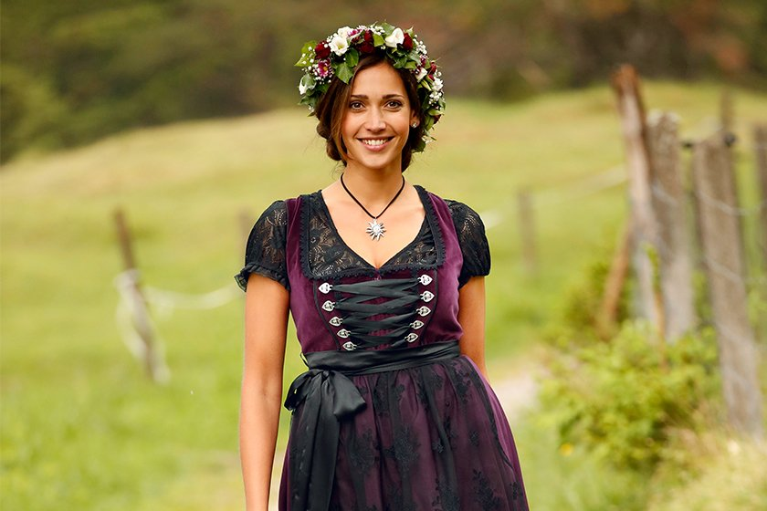 Plus-Size-Dirndl & Landhausmode in XXL