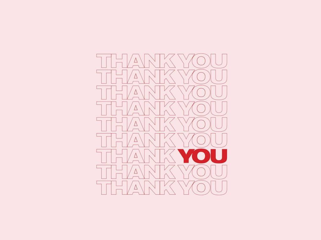 Dankeschön für's Teilnehme