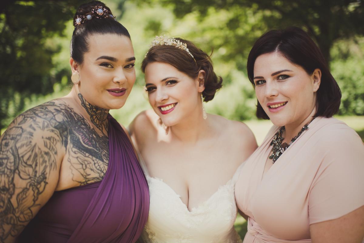 Ja, ich will! Brautmoden-Träume für Curvys beim Curvect Bride Salon