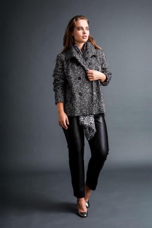 Jacke in Plus Size von Sallie Sahne