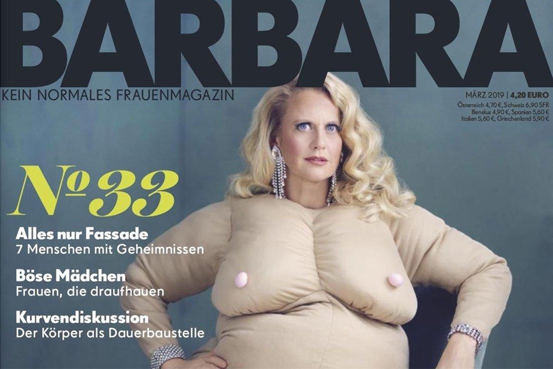 BARBARA nimmt Stellung: Diskussion über falsche Normen und Schönheitsideale