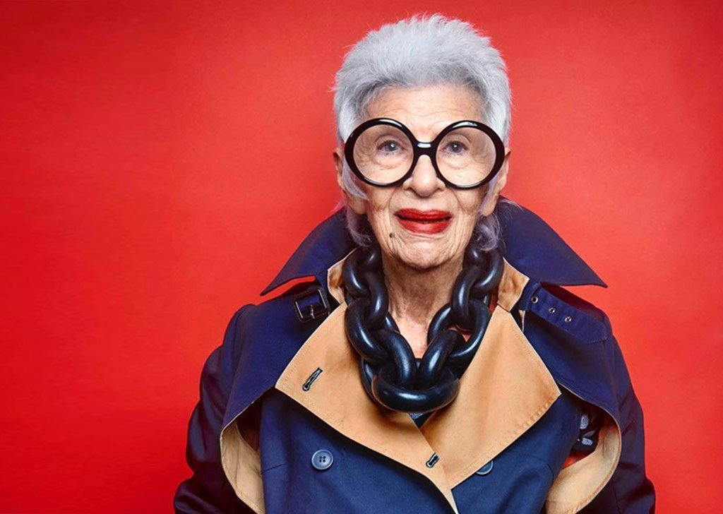 Credits: Instagram || Account Iris Apfel