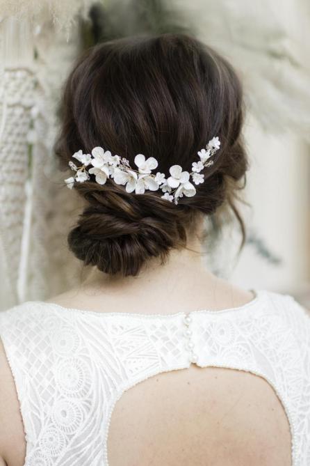 Haarschmuck für Bräute von La Chia