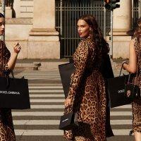 First Look: Luxus-Fashion von Dolce&Gabbana jetzt bis Größe 48
