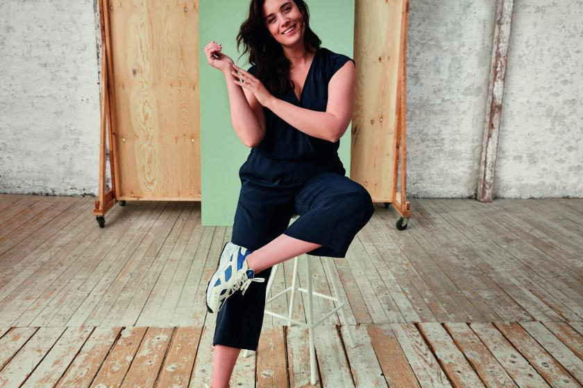 Jumpsuit in Plus Size | Credits: Tom Tailor