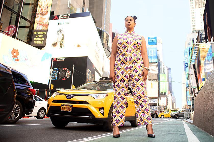 Fotografiert in New York von Silvana Denker