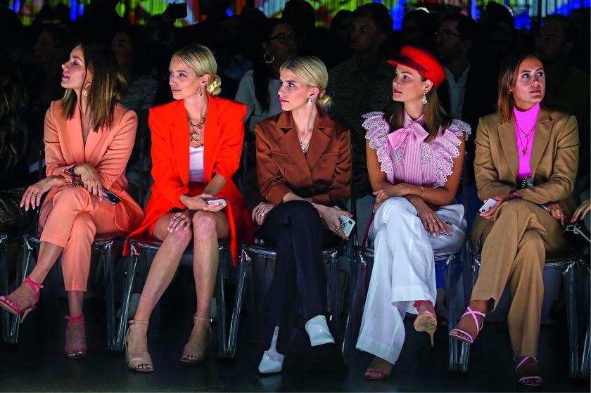 Colour in Motion | Marc Cain Fashion Show Spring/Summer 2020 | Berlin Fashion Week | Credits: Marc Cain