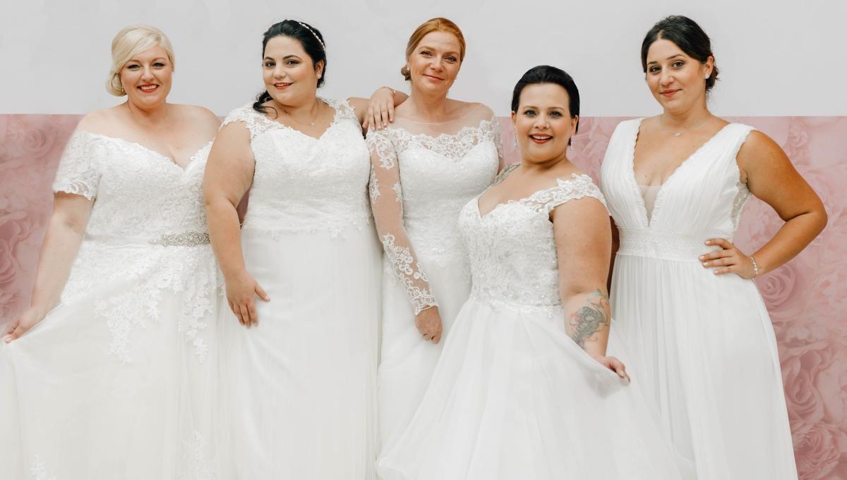 Wie aus einem Wunschtraum Brautkleider für Curvys werden - PlusPerfekt
