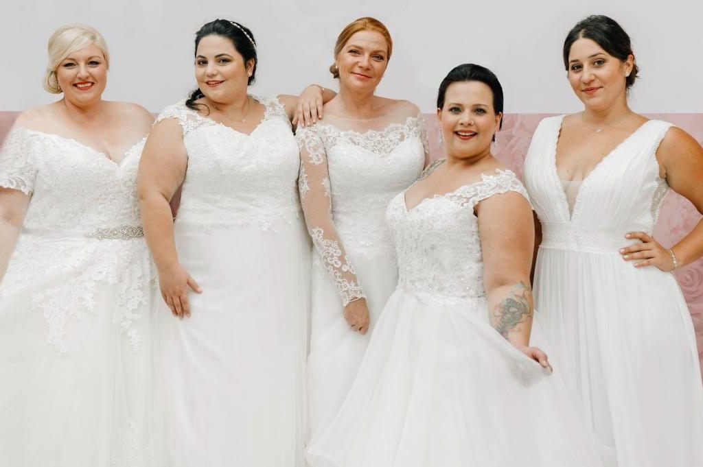 Hochzeitskleider mit viel Liebe zum Detail
