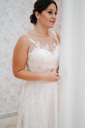 Hochzeitskleid für Curvys
