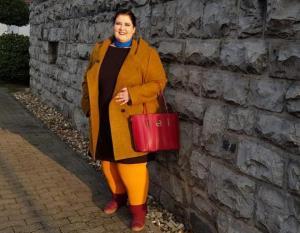 Britta liebt Mode