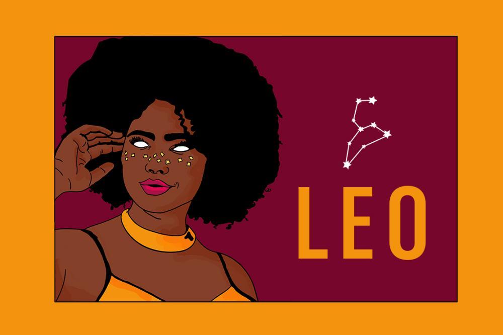 Zodiac Leo | Das Sternzeichen Löwe | PopArt by Ann-Christin Scharf | PlusPerfekt