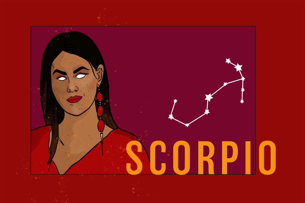 Skorpion frau sucht mann