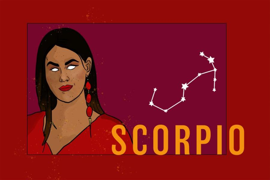 Zodiac Scorpio | Das Sternzeichen Skorpion | PopArt by Ann-Christin Scharf | PlusPerfekt