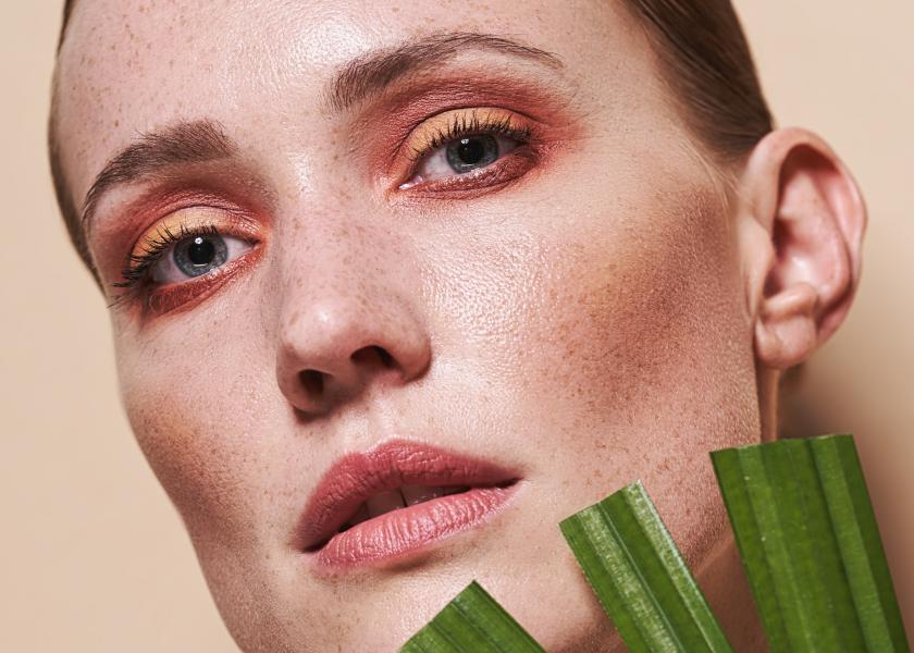 Orange Blossom: Make-Up-Trend Frühjahr-Sommer 2020