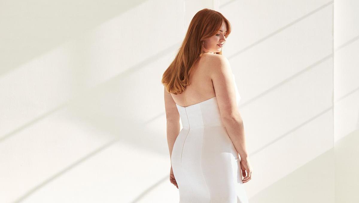Curvy Bride: Hochzeitskleid aus der Ashley Graham x Pronovias Kollektion