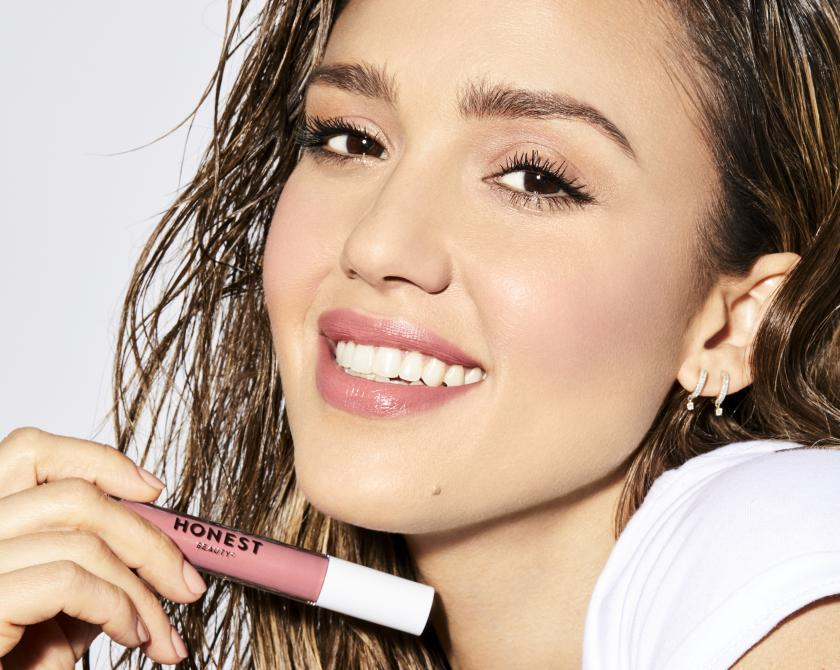 Jessica Alba hat eine eigene Kosmetiklinie