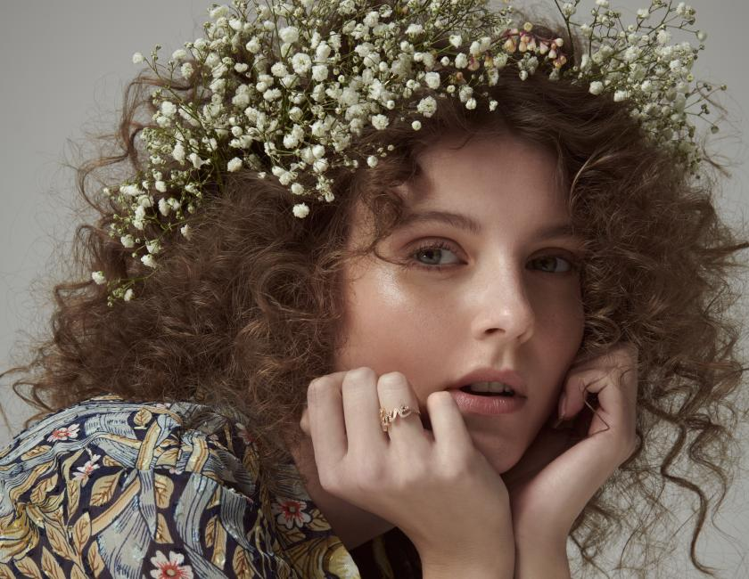 Sommer Love - Curly Look von Hairstylist Thomas Kemper