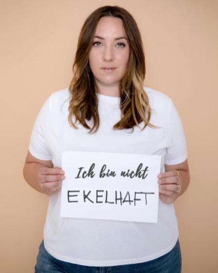 #RespectMySize | Gemeinsam mit Julia Kremer initiiert Verena Prechtl (Foto) die Kampagne