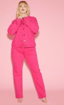 Pink x Jeans