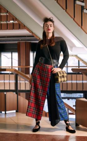Die Taille wird betont ... Culotte von Marina Rinaldi