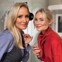 Schmuck für den guten Zweck: Janine Kunze und Tochter Lili unterstützen IT'S FOR KIDS