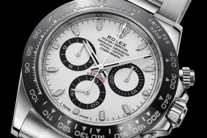 Second Hand Luxusuhr | ine Rolex Daytona | Fotocredit: Watchfinder