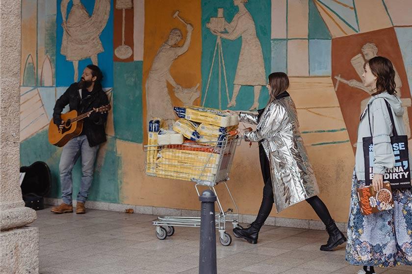 Fair Fashion von Designerin Rebekka Ruetz