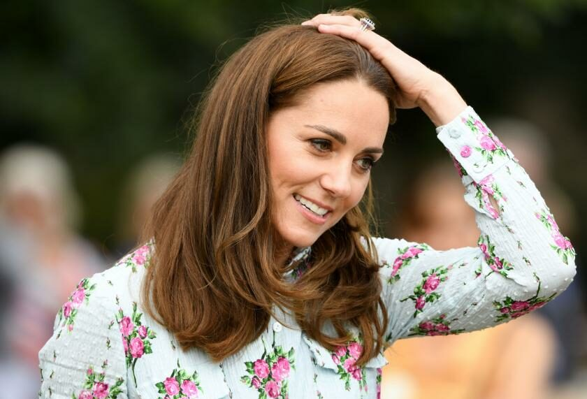 Fashion Influencer Kate Middleton | Shutterstock Credit: Bart Lenoir