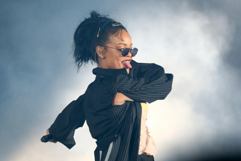 Fashion Influencer Rihanna | Shutterstock Credit: Debby Wong