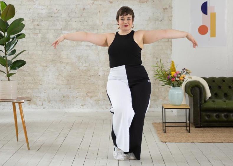 Sandra Wurster von den Bauchfrauen