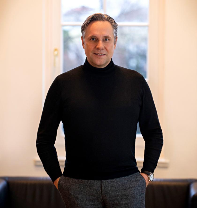 Florian Boitin, Chefredakteur Playboy Deutschland | Kouneli Media