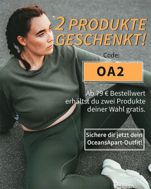 Gutschein-Code für Sportswear von OceansApart
