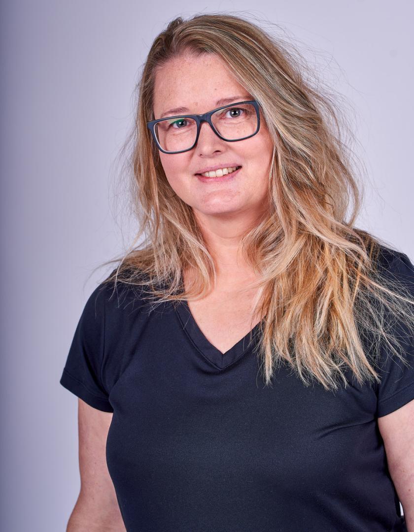 Daniela Fleischmann | Foto: Melanie Grabowski